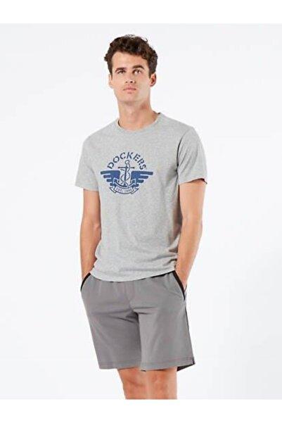Dockers Erkek Logo T-Shirt 32931-0144