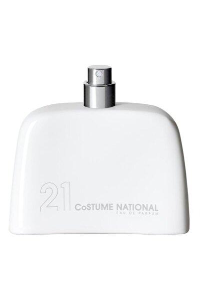 Costume National 21 Edp Natural Spray 100 ml Unisex Parfüm 3760056101249
