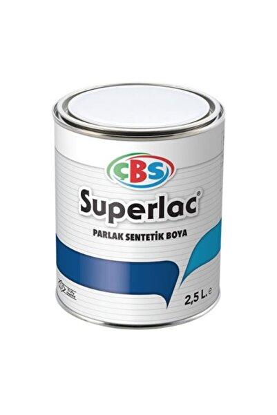 Çbs Superlac Yağlı Boya 0.750 Lt Siyah