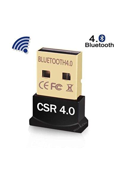Mimozaavm Bluetooth V4.0 Usb Dongle Adaptör 20m Mesafeli Csr 4.0 Tak Çalış