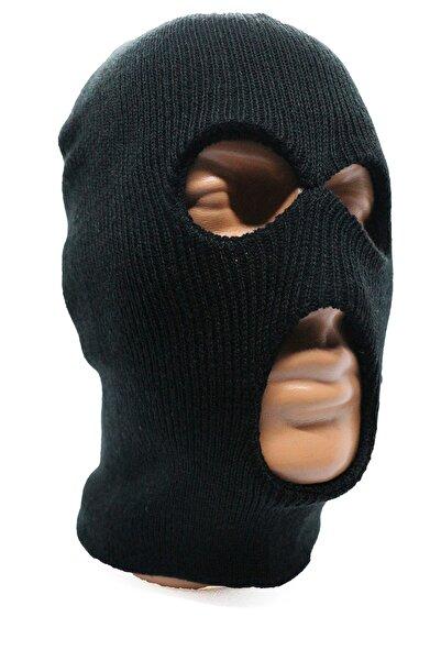 THERMOLİFE Örme Kar Maskesi Üç Bölmeli