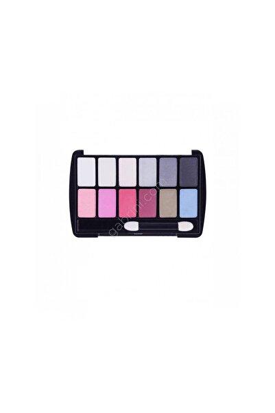 Gabrini Gabrını Eyeshadow Palette 12 Li No:2