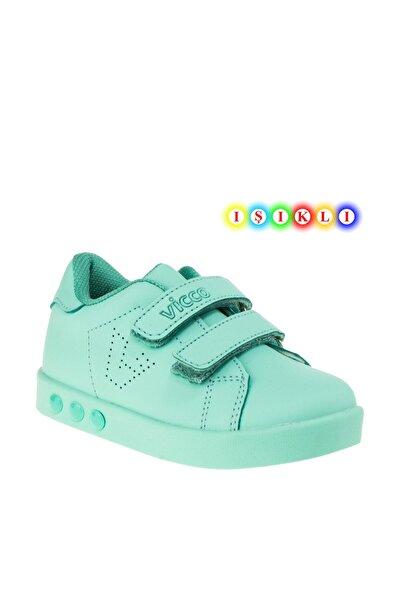 Vicco Yeşil Çocuk Ayakkabı 211 313.18y101b