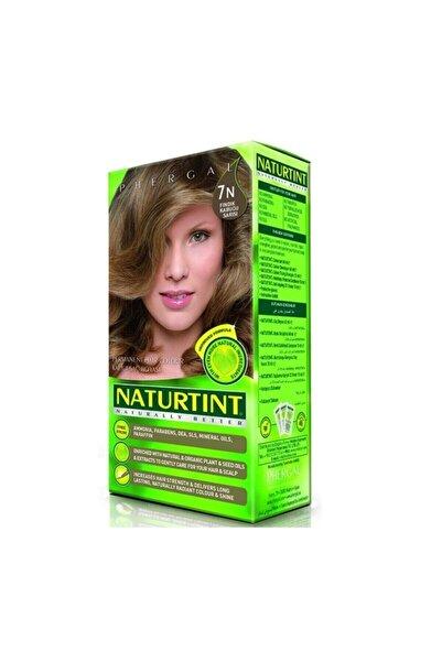 99 Naturtint Kalıcı Saç Boyası 7n Fındık Kabuğu Sarısı 165 ml