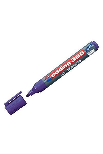 Edding Mavi 360 Board Marker Yazı Tahtası Kalemi