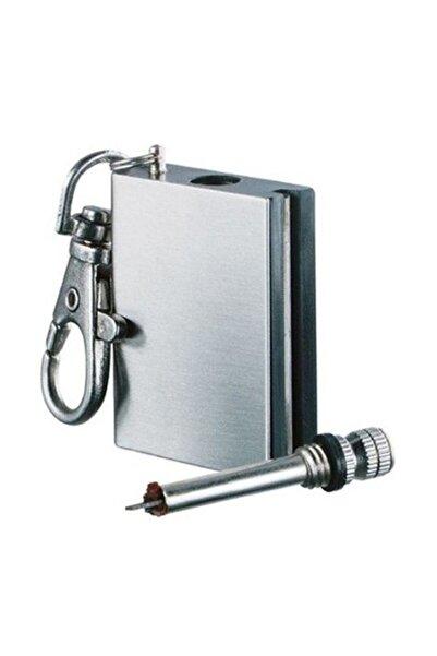 Tokai Zippo Benzinli Metal Kibrit Anahtarlık Sy05