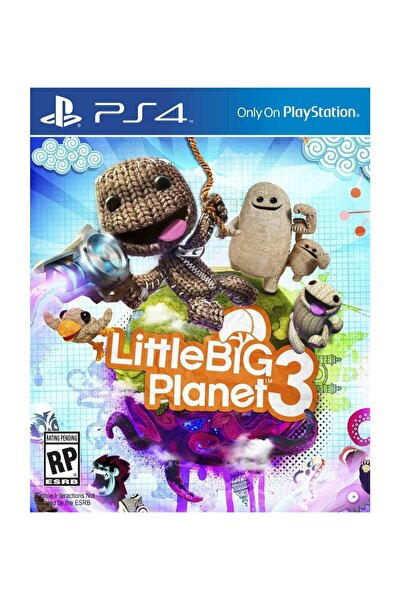 Sony Little Big Planet 3 PS4 Oyun