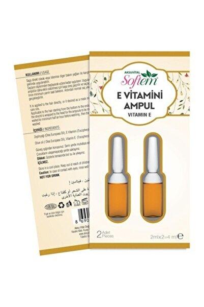Aksu Vital Softem E Vitamini Ampul