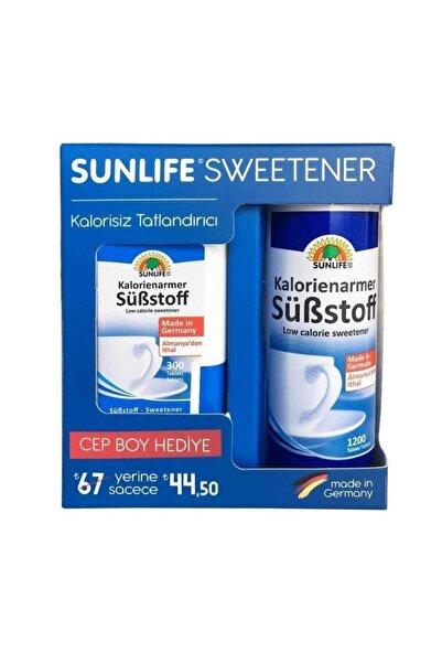 Sunlife Substoff Tatlandırıcı 1200 Tablet + 300 Tablet