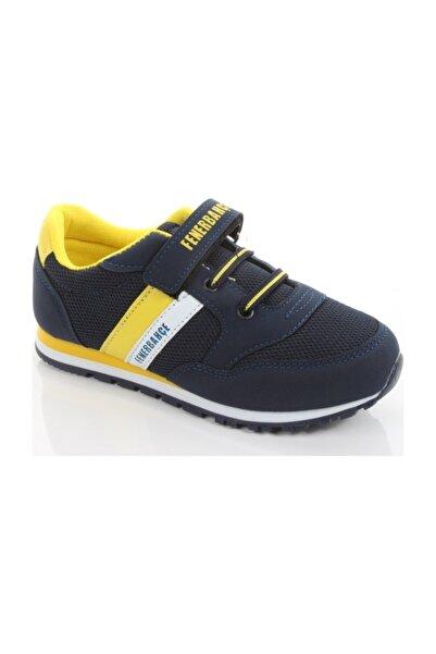 Fenerbahçe Erkek Çocuk Lacivert Sneaker Ayakkabı
