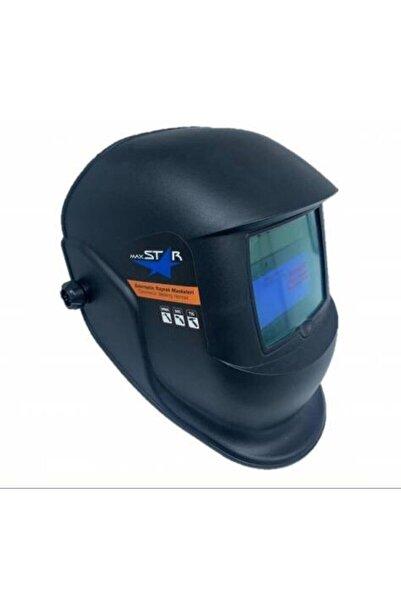 Maxstar Mercan Hırdavat Ayarlanabilir Düğmeli Colormatik Kaynak Maskesi