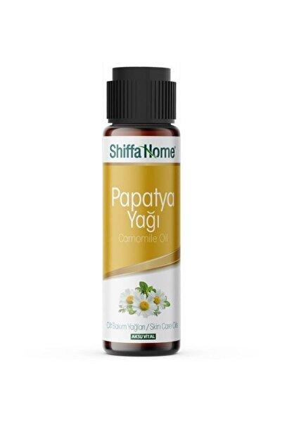 Aksu Vital Shiffa Home Papatya Yağı 30 ml %100 Doğal