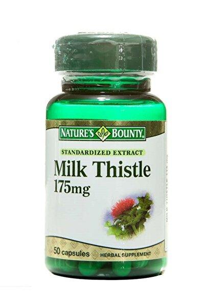 Nature's Bounty Milk Thistle 175 Mg 50 Kapsül 074312118470