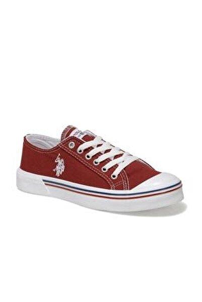 PENELOPE 1FX Bordo Kadın Havuz Taban Sneaker 101013465