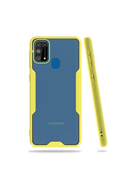Samsung Galaxy M31 Uyumlu Kılıf Pastel Renk Tasarımı Cool-perfect Yumuşak Ve Esnek