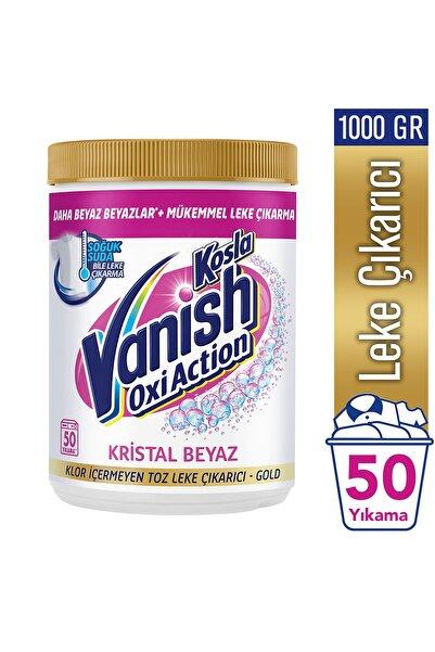 Vanish Beyazlar İçin Kosla Leke Çıkarıcı Gold Toz 1000 gr