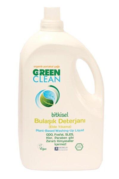 Green Clean Organik Portakal Yağlı Bitkisel Bulaşık Deterjanı 2750 ml