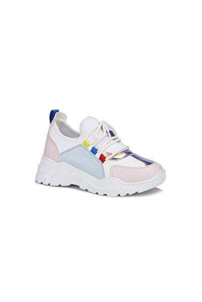Vicco Ruba Spor Ayakkabı Beyaz/pembe