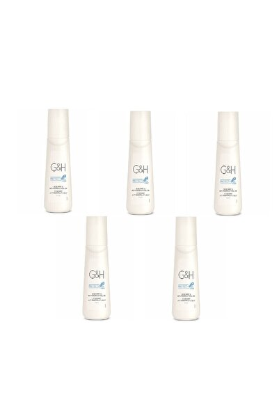 Amway Terlemeye Karşı/koku Giderici Roll-on Deodorant - G&h Protect+™birim: 100 Ml 5 Li Set