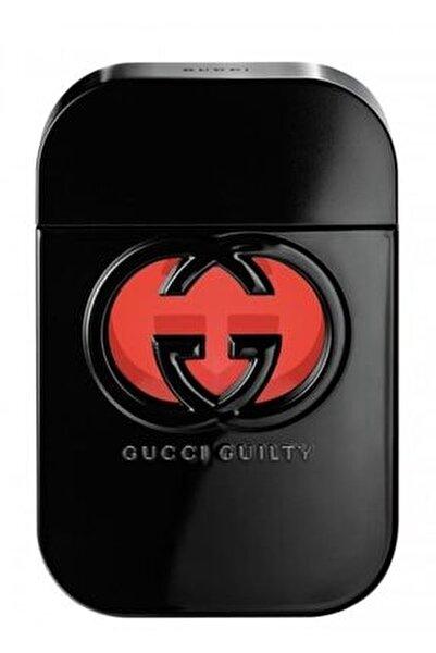 Guilty Black Edt 75 ml Kadın Parfüm 737052626062