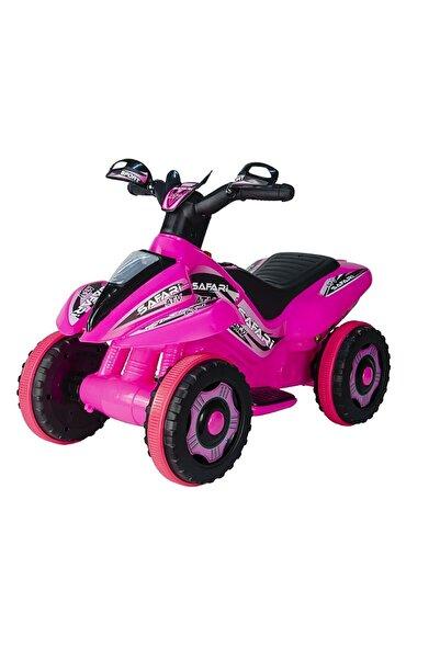 UJ Toys 6V Akülü ATV - Pembe /