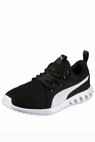 Unisex Siyah Sneaker Carson 2 Jr