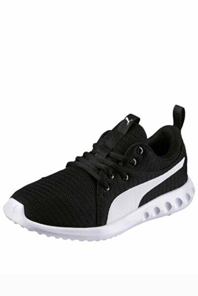 Puma Unisex Siyah Sneaker Carson 2 Jr