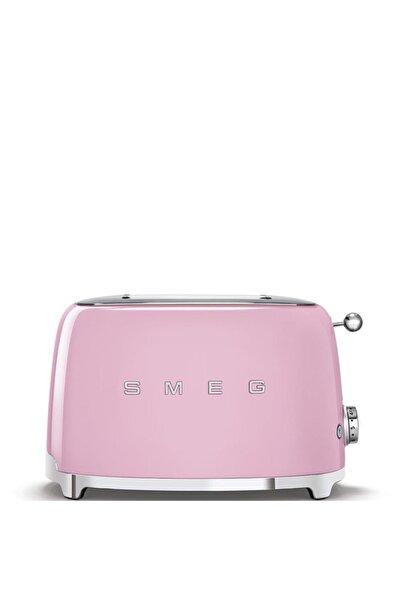 SMEG Pembe 1x2 Ekmek Kızartma Makinesi