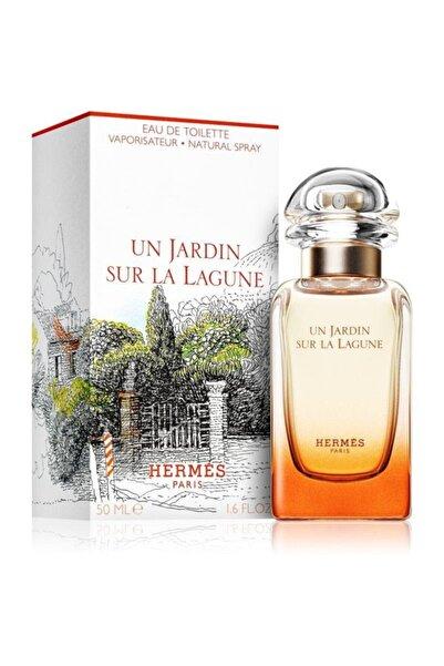 Hermes Un Jardin Sur La Lagune Edt 50 ml Kadın Parfüm 3346133600043