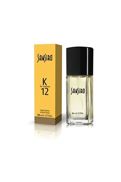 Sansiro K12 Kadın Parfüm 50 Ml