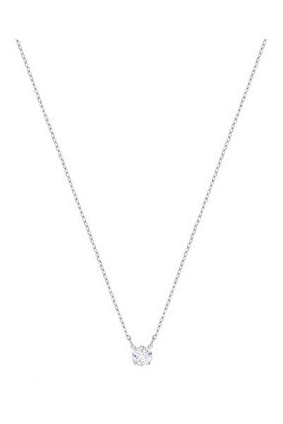 Kadın Kolye Attract:Necklace Rnd Czwh/Rhs 5408442