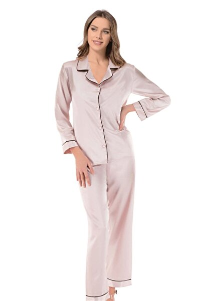 NBB Saten Pijama Takımı 66393