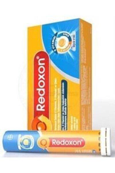 Redoxon 3lü Etki C Vitamini D Vitamini Çinko Efervesan 30 Tablet