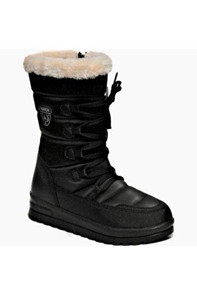 Twingo Arasmoda Bayan Kar Botu Kadın Kar Botu Kışlık Kürklü Fermuarlı Çizme