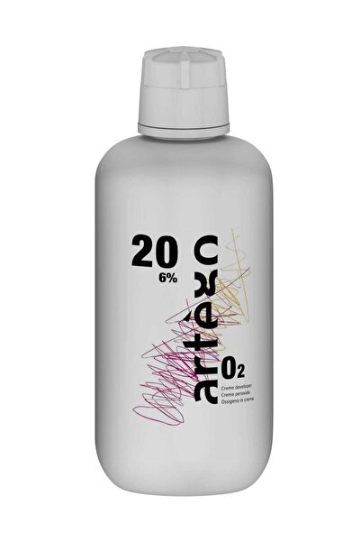Artego 20 Volume %6 Oksidan Krem 1000 ml 8032605270153