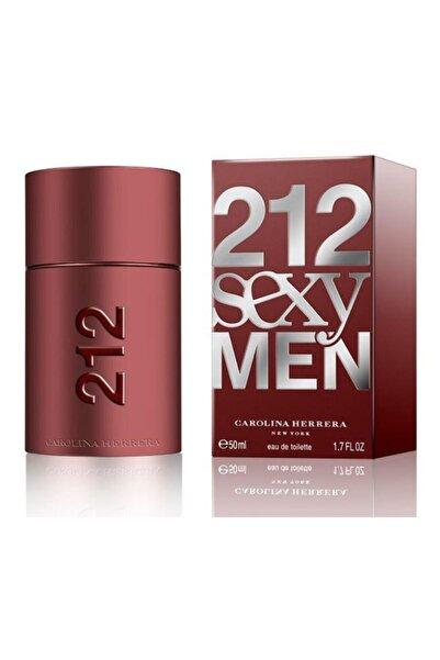Carolina Herrera 212 Sexy Men Edt 50 ml Erkek Parfüm  8411061602539