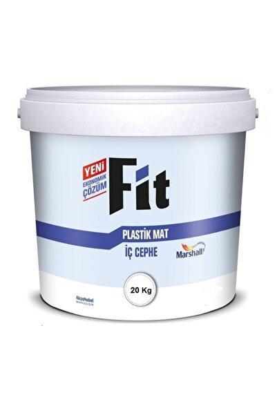 Marshall Fit Plastik Iç Cephe Duvar Boyası 20 Kg Damla Sakızı