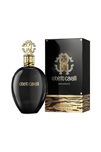 Roberto Cavalli Nero Assoluto Edp 75 ml Kadın Parfüm 3607346596210