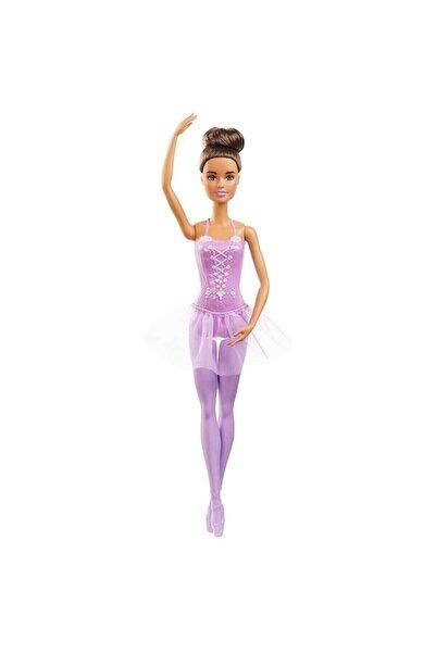 Barbie Balerin Bebekler - Siyah Saçlı Gjl60