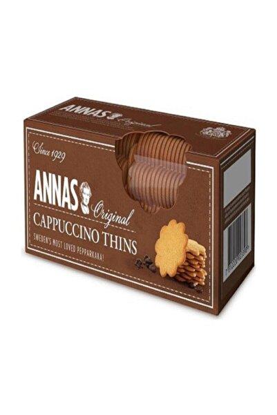 Lotus Annas Cappuccıno Thıns 150 gr