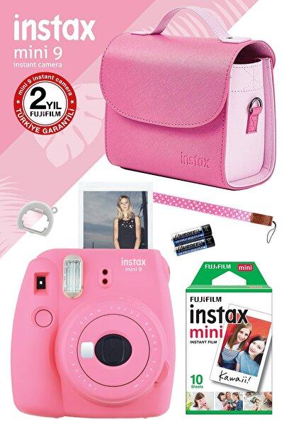 Fujifilm Instax Mini 9 Pembe Fotoğraf Makinesi ve Hediye Seti 4