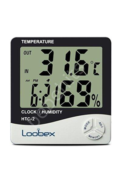 Loobex Loobex Htc-2 Dijital Sıcaklık Ve Nem Ölçer