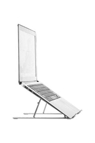 CREATIVE Yeni Nesil Portatif Katlanabilir Yükseklik Ayarlı Metal Şık Laptop ve Tablet Standı