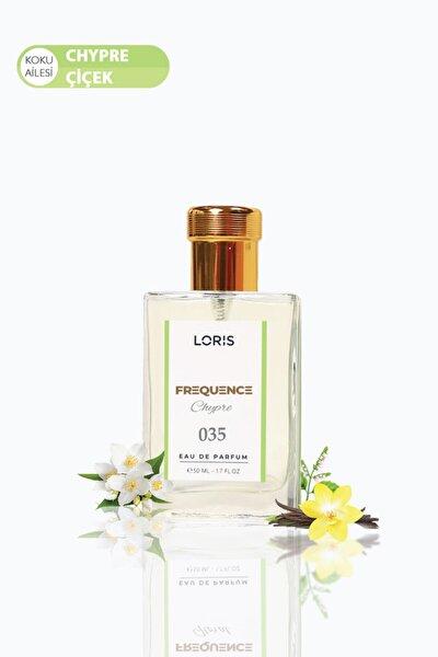 Loris K-35 Frequence Parfume Edp 50ml Cyhpre-Citrus Kadın Parfüm