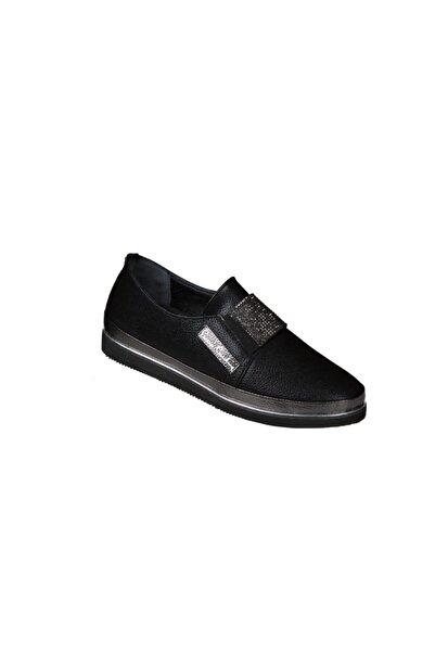 Pierre Cardin Kadın Siyah Spor Ayakkabısı