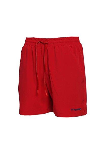 HUMMEL HMLVICTORY Kırmızı Erkek Deniz Şortu 101086156