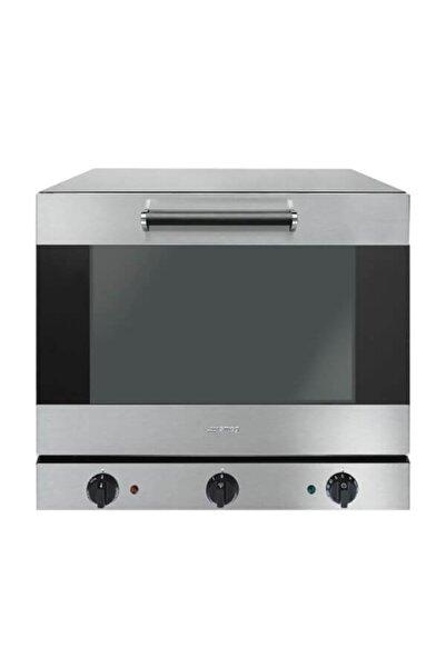 SMEG Alfa 43gh Pastane Fırını, Konveksiyonlu, Nemlendiricili, Izgara Fonksiyonlu, Paslanmaz Çelik