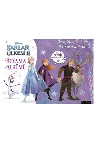 DOĞAN EGMONT ÇOCUK KİTAPLARI Disney Frozen 2 Boyama Albümü