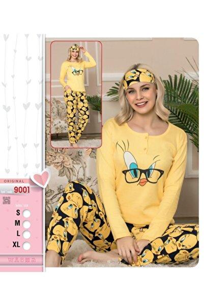 TWEETY Anne Pijama Takımı