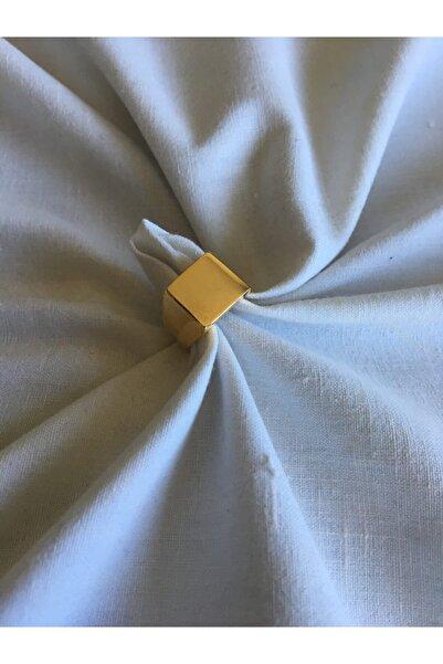 iodesign Kare Basic Yüzük Unisex